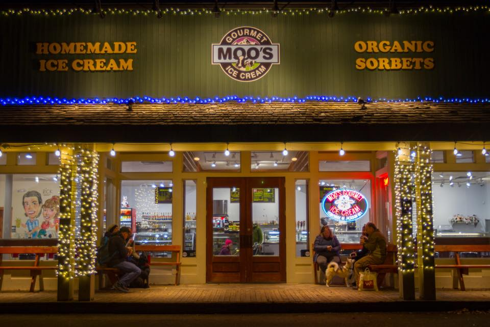 Moo's Gourmet Ice Cream